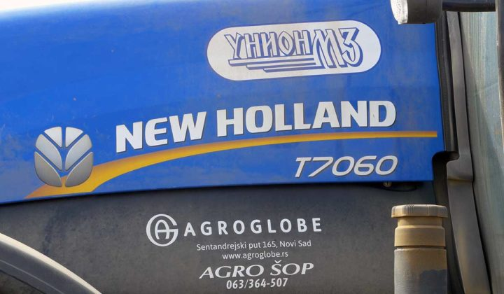 Agrosaveti - Stoti New Holland traktor - 04