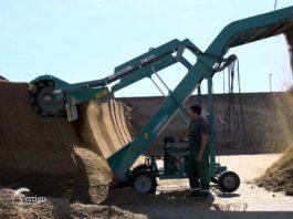 Agrosaveti - masina za izuzimanje silaze - 03