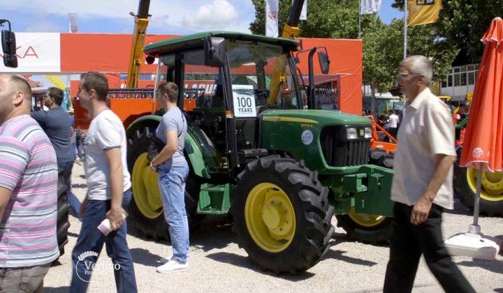 Agrosaveti - John Deere mehanizacija u Srbiji 02