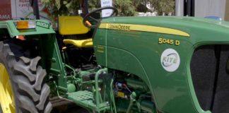 Agrosaveti - John Deere mehanizacija u Srbiji 08