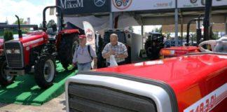 Agrosaveti - Prototip IMT traktora 01