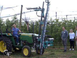 Agrosaveti - Masina za rezidbu voca 06