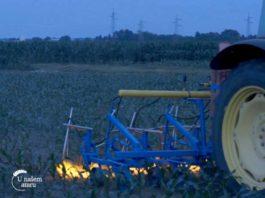 Agrosaveti - Suzbijanje korova plamenom 02