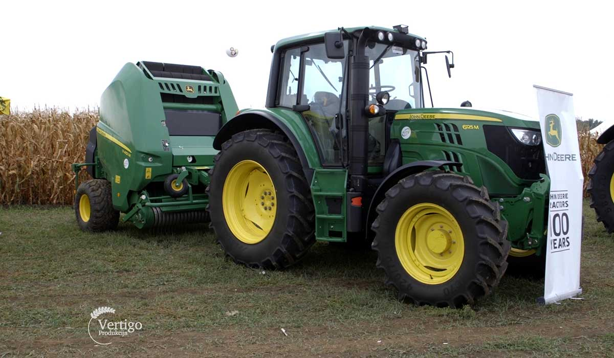 Agrosaveti - 100 godina John Deere traktora 01