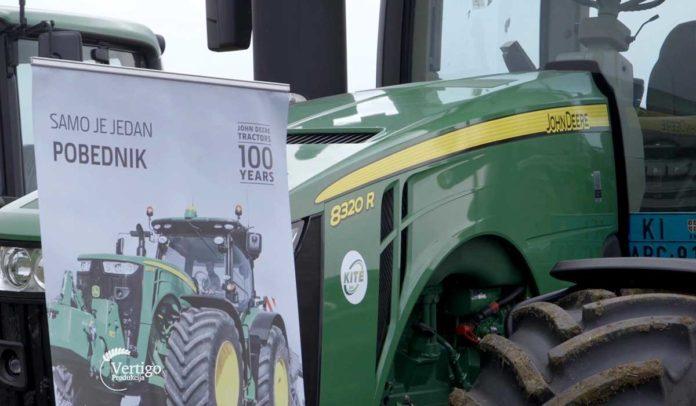 Agrosaveti - 100 godina John Deere traktora 05