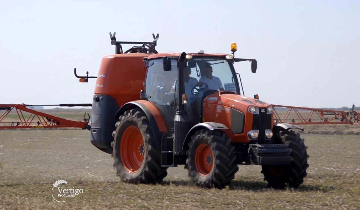 Agrosaveti - Kubota traktori 06