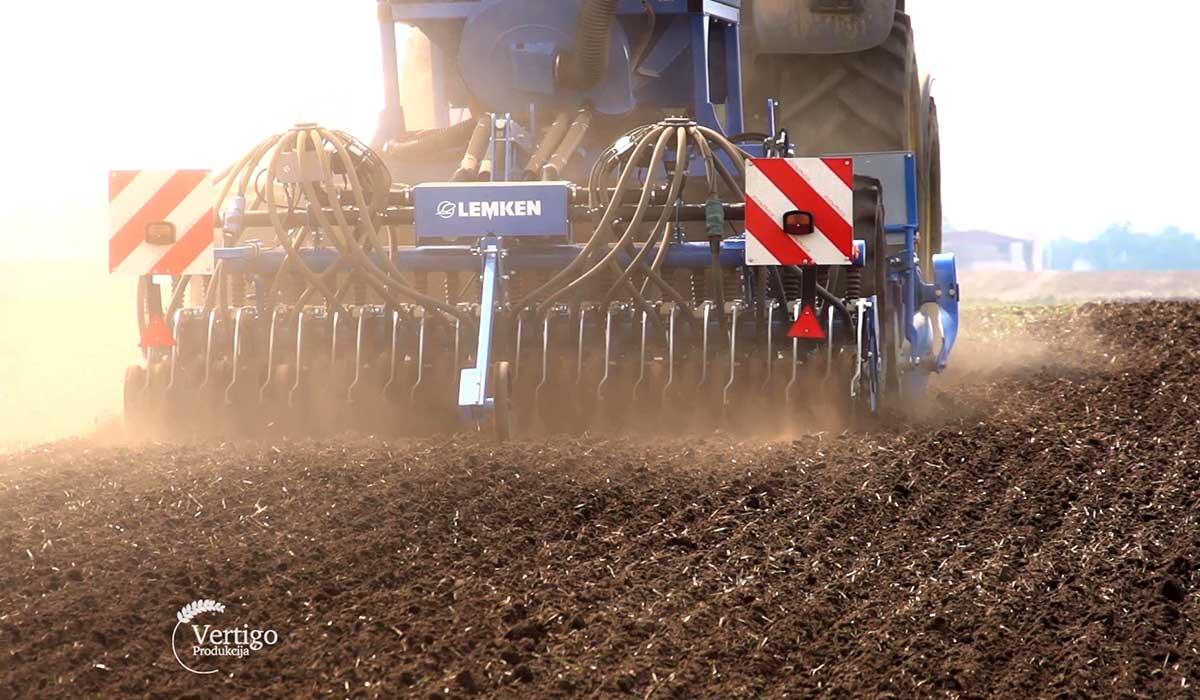 Agrosaveti - Sejalica LemkenCompact-Solitair 9 01