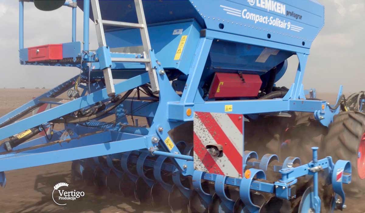 Agrosaveti - Sejalica LemkenCompact-Solitair 9 02