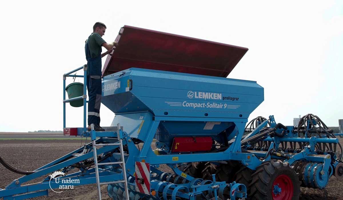 Agrosaveti - Sejalica LemkenCompact-Solitair 9 08
