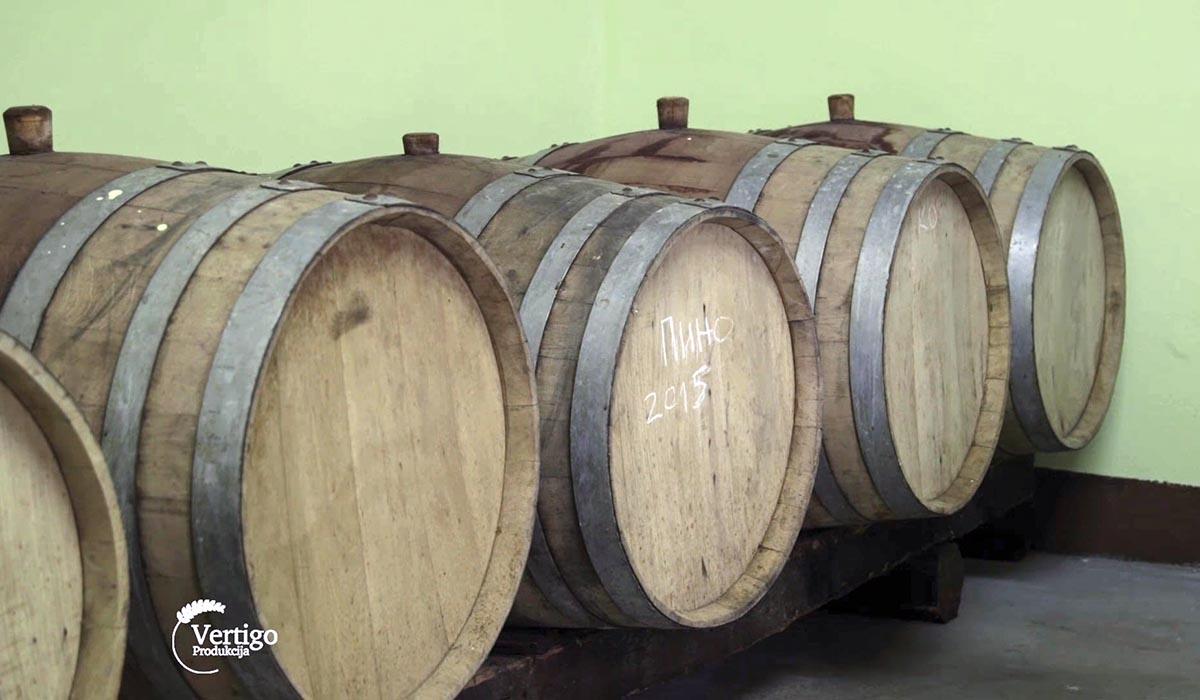 Agrosaveti - Proizvodnja vina u selu Lopušnik 06