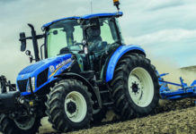 Agrosaveti - New Holland T5 - 01