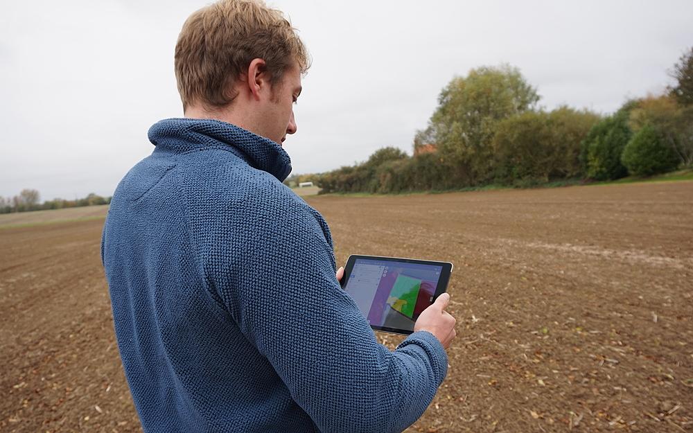 Agrosaveti - dron -fotografija - mapiranje - Omnia - 01