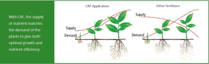Agrosaveti - kontrolisano-oslobadjajuce djubrivo - CRFAplication