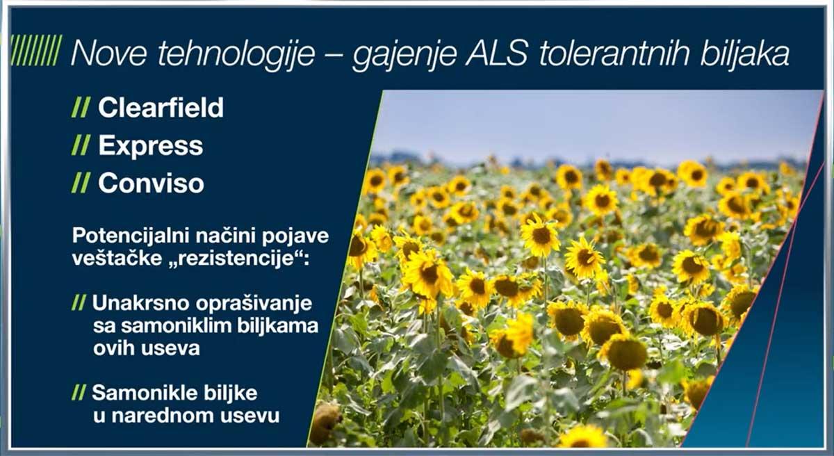 Agrosaveti Bayer rezistentnost korova ALS 02